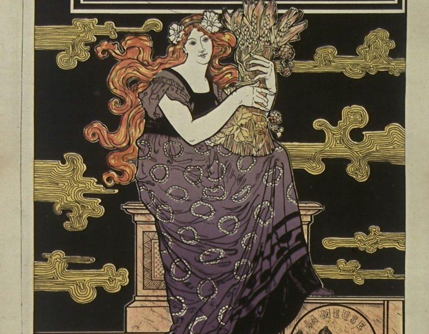 *** Prolongation *** Exposition Art Nouveau